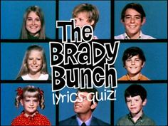 Write down a list of names of characters from different TV families (like The Brady Bunch, The Simpsons, The Adams Family) and have guests try to guess the correct show. Black Tv Shows, Old Tv Shows, Best Tv Shows, Favorite Tv Shows, Favorite Things, The Brady Bunch, Trivia, Tv Show Family, Juegos Baby