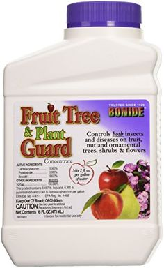 Bonide Chemical Fruit Tree and Plant Guard Concentrate >> Wow! I love this. Check it out now! : Gardening DIY