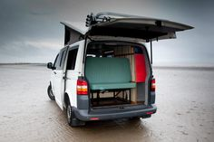 Camper van hire - Bristol - Rex - Quirky Campers