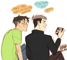 idk i think it'd be adorable if Marco was a big fan of MCR (since like their 1st album) and got Jean into it, and he actually liked it and Marco would fall even harder for him or smth.