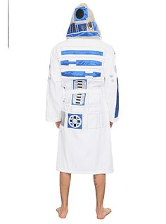 Star Wars R2-D2 Bathrobe | Hot Topic
