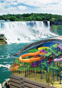 Niagara Falls Hotel   Water Park Passes: Clifton Victoria Inn at the Falls