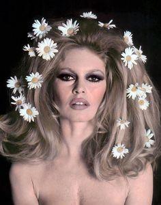 La Modes des Cheveux volumineux des années 1960 (30)