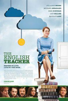 """Craig ZISK, """"The English Teacher"""", USA, 2013 Una divertente commedia per un serata relax, con sollievo finale per la sparizione della franghetta assurda di Julianne Moore."""