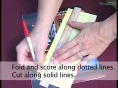 How to build paper roller coaster column