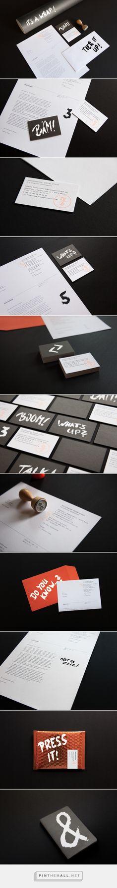 13&5 Studio Branding