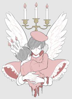 Osomatsu-san Religion AU Todomatsu