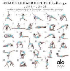 Yoga challenge!!!!