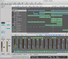 Apple Logic Pro 9 - One of the best programs out to make beats and record vocals.