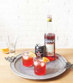 Campari + Orange IPA Cocktails — a Better Happier St. Sebastian