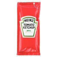 Heinz Tomato Ketchup Sachets. Ask cafe for some?