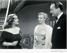 All About Eve - fantastic movie Howard Hughes, Marilyn Monroe, Bette Davis, 20th Century Fox, All About Eve, Joan Crawford, Norma Jeane, About Time Movie, Belle Photo