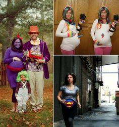 costume de déguisement femme enceinte pour la fête d'Halloween - licorne…