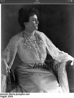 Marie José in Bavaria 1914