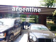 Argentine (Herastrau) - Restocracy - topul restaurantelor 2017 Restaurant, Sushi, Argentina, Diner Restaurant, Restaurants, Dining, Sushi Rolls
