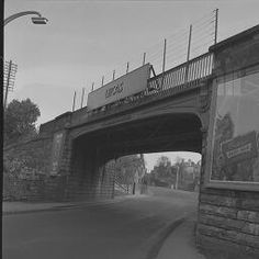 Bridge D & DR, Howth Road, Co. by O'Dea, James P. photographer Published / Created: [October 30 In collection: O'Dea Photograph Collection Old Pictures, Old Photos, Dublin, Irish, Bridge, Photograph, October, History, Image