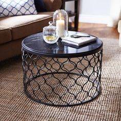 Tremont Round Coffee Table