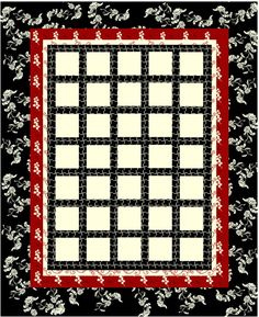 Photo Memory Quilt Designs | Pattern Idea for Photo Quilt. Can add photos and ... | Memory Quilt I ...
