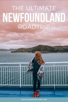Check out the ultimate one week Newfoundland itinerary. Alberta Canada, Visit Canada, Canada Canada, Vancouver City, East Coast Road Trip, Quebec, Newfoundland And Labrador, Montreal, Canada Travel