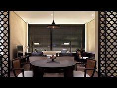 The Puli Hotel And Spa, Shanghai, China - YouTube