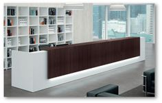 Officity® Z2 Officity Z2 Reception Counter.