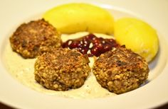 Vegane Köttbullar - eat this!