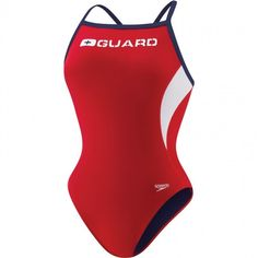 94124a58dde Lifeguard® Solid Flyback - Lifeguard - Speedo USA Swimwear ...