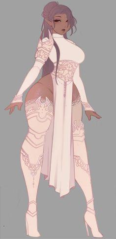 Black Girl Art, Black Women Art, Female Character Design, Character Drawing, Character Concept, Concept Art, Black Anime Characters, Female Characters, Anime Outfits