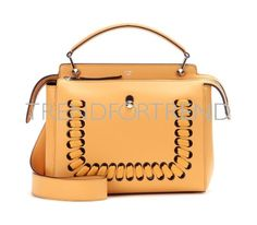 TrendForTrend is a service platform for professionals in the fashion and design industry offering a vast library of images and contents. Yellow Purses, Beige Purses, Yellow Handbag, Fendi Purses, Purses And Handbags, Fendi Bags, Yellow Shoulder Bags, Leather Shoulder Bag, Leather Purses