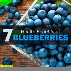 Dr. Axe definitely Dares to Fare. Health benefits of blueberries