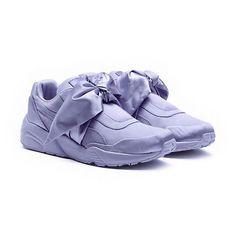 Puma Fenty Puma FENTY by Rihanna Bow Sneaker - Puma Bow Women s Sneakers -  Sweet Lavender Pink Tint-Pink Tint-Pink Tint Part of a collaboration with  ... 9a87f1d38