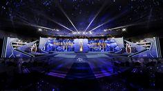 awards stage design