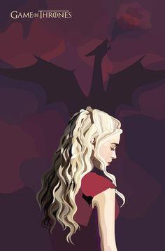 Daenerys  byOlga Zalite