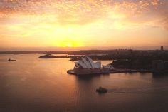 Opera House, Sydney Australia - The Trip That Changed My Life