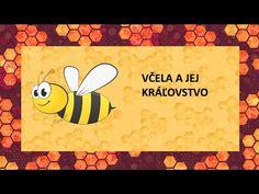 Včela a jej kráľovstvo   maminask :) - YouTube Jar, Youtube, Youtubers, Jars, Youtube Movies, Glass