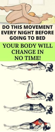 There are numerous natural ways in which you can help your body relax before finally reaching the sleeping phase and yoga is just one of those ways.Yoga is not . Bedtime Yoga In Bed Fitness Workouts, Fitness Motivation, Sport Motivation, Body Fitness, Fitness Diet, Health Fitness, Fitness Weightloss, Fitness Women, Pilates Training