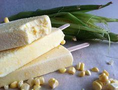 Corn paletas