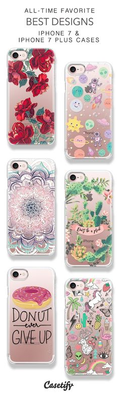 All Time Favorite Best Designs Protective iPhone 7 Cases and iPhone 7 Plus Cases. More Print iPhone case here > https://www.casetify.com/collections/top_100_designs#/?vc=rO4HtCSGre
