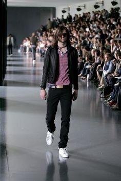 Dior Homme Spring 2005 Menswear Fashion Show