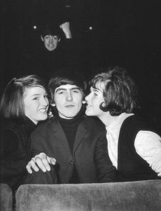 Beatles Photobomb