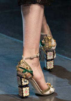 AWDOLL - Dolce & Gabbana S/S 2016