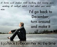 back to december, taylor swift. country quote