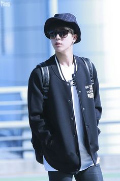 BTS at Incheon Airport Depart to San Fransico