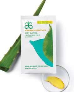 Let it all out. Detoxify by cleansing your system with our lemon-ginger flavoured formula that's gentle enough for daily use. Aloe soothes the gastrointestinal tract, ginger supports healthy digestion, and choline supports liver function.