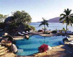 US News' list of the Best Hotels in teh BVI (This is Rosewood Little Dix Bay)