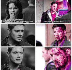Ugh. Dean :(