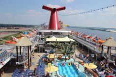 Carnival Fascination Ocean View   Trip Report: Carnival Fascination Review - Cruise Radio