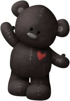 "Photo from album ""Bear*Hugs"" on Yandex. 1 Clipart, Bear Clipart, Couple Wallpaper, Bear Wallpaper, Polly Pocket, Teddy Beer, Bear Doll, Cute Bears, Fun Crafts"