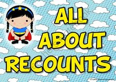 All About Recounts Poster Pack product from Primary Classroom Resources on TeachersNotebook.com Primary Classroom, Classroom Resources, Teaching Resources, Recount Writing, School Ideas, Homeschool, Packing, Education, Shop
