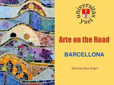 Barcellona  Arte on The Road - Sara Zugni